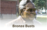 Bronze Busts
